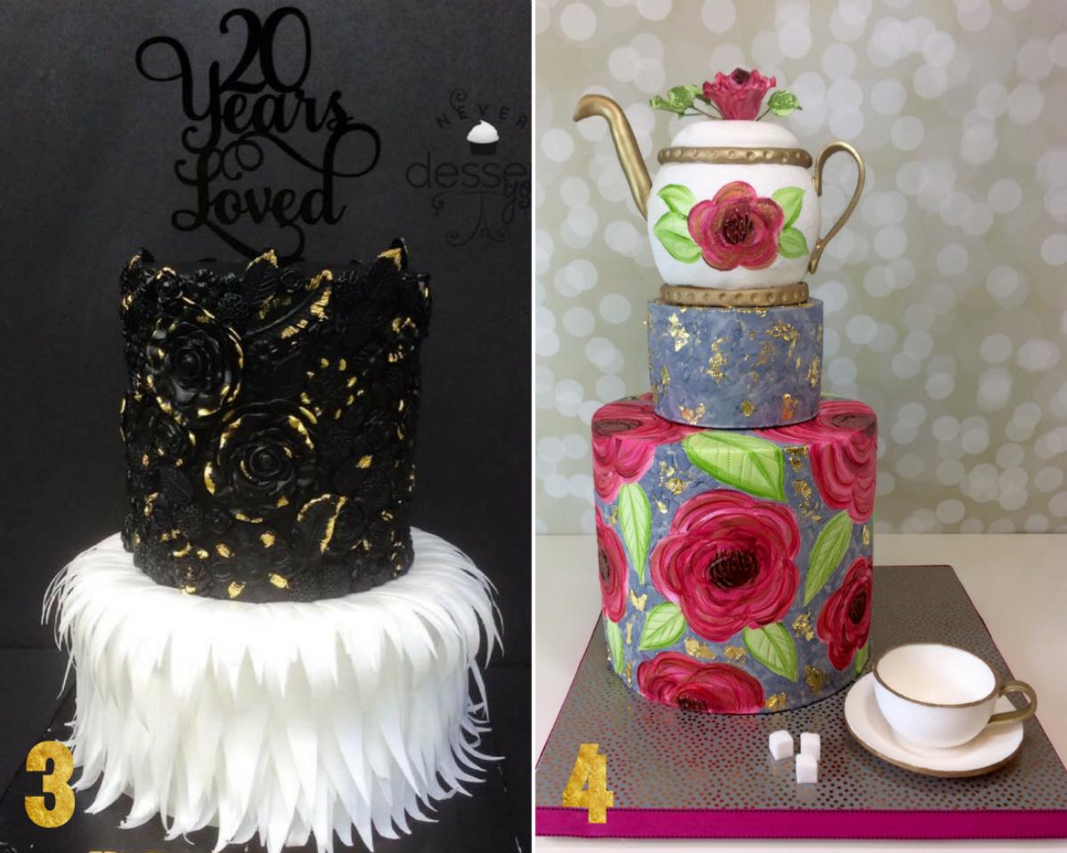 Member's Cakes Spotlight July