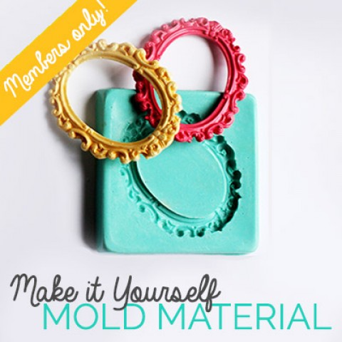 Make it Yourself Mold Material