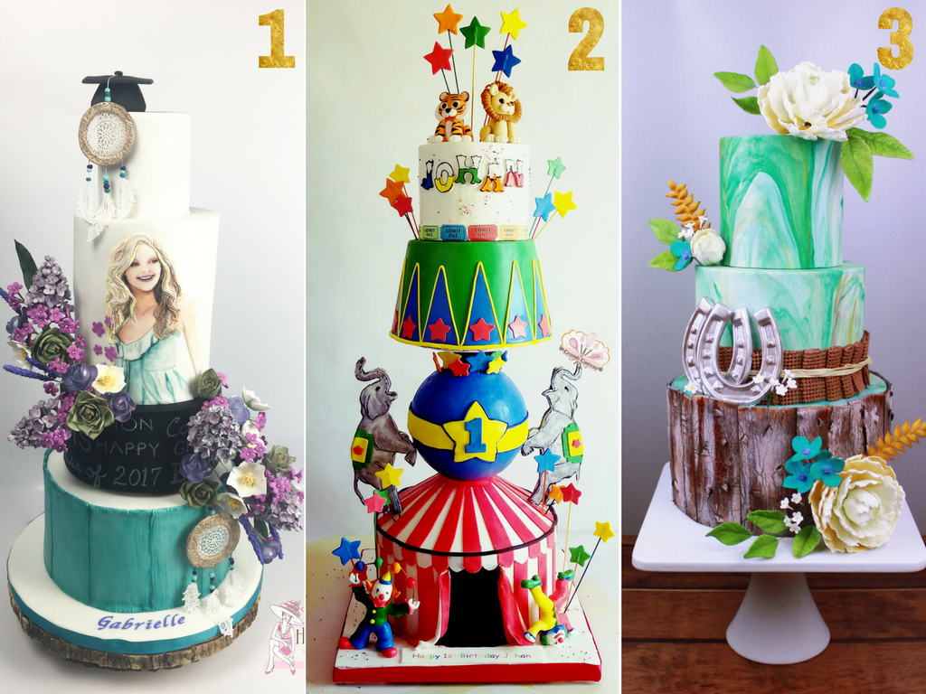 Member's Cakes Spotlight (1) - June