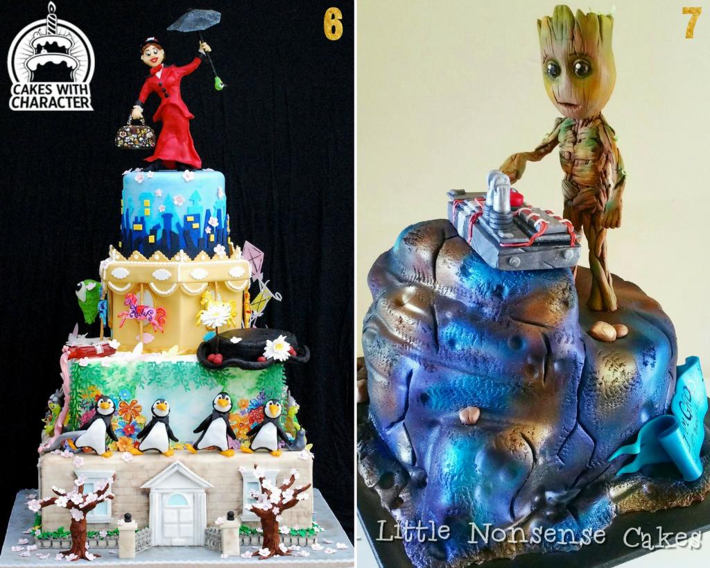 Member's Cakes Spotlight (3) - June