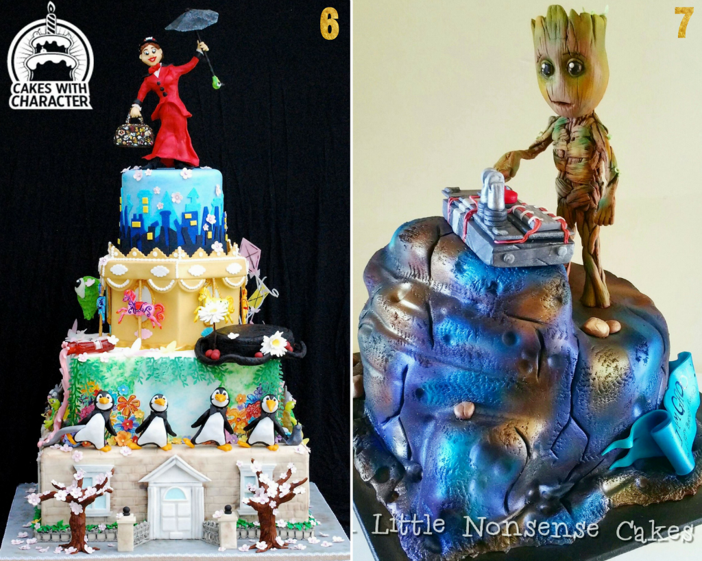 Member's Cakes Spotlight (3) - June
