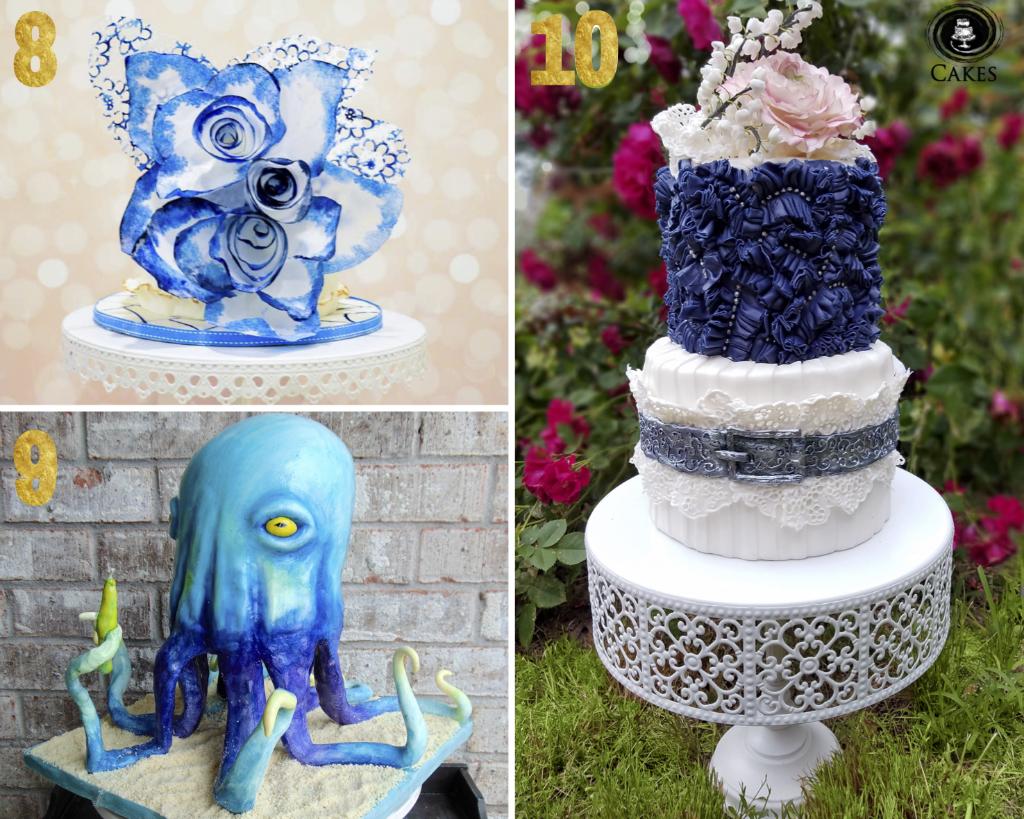Member's Cakes Spotlight (4) - June