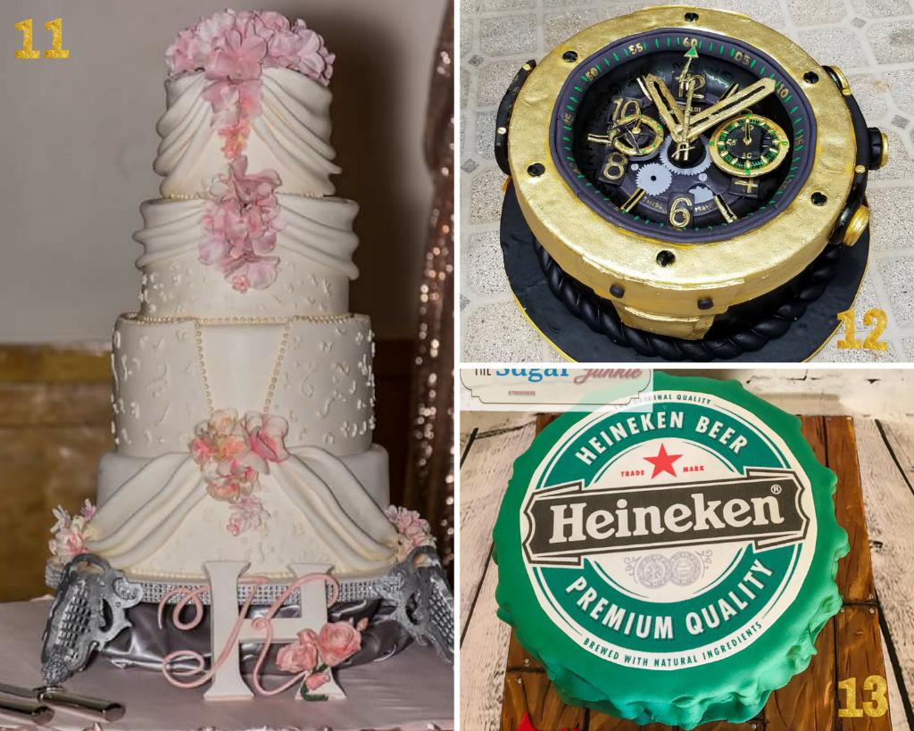 Member's Cakes Spotlight (5) - June