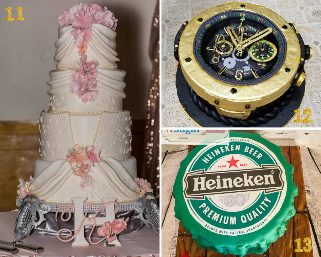 Member's Cakes Spotlight (5) - June