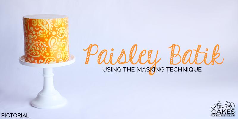 Paisey-batik-cake-tutorial