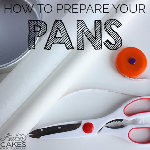 How to Prepare Your Cake Pans
