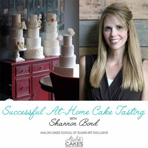 Successful At-Home Tasting with Shannon Bond