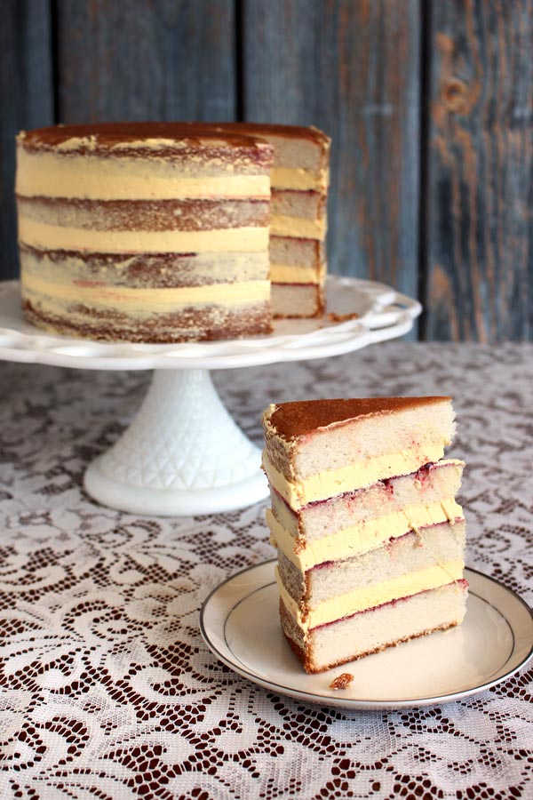 Kara Couture Cakes Vanilla Cake Recipe