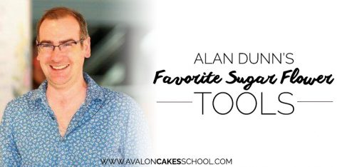 Alan Dunn's Favorite Sugar Flower Tools