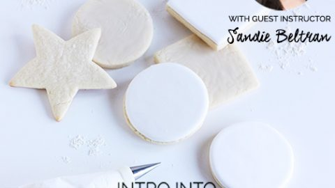The Art of Cookie Decorating with Sandie Beltran