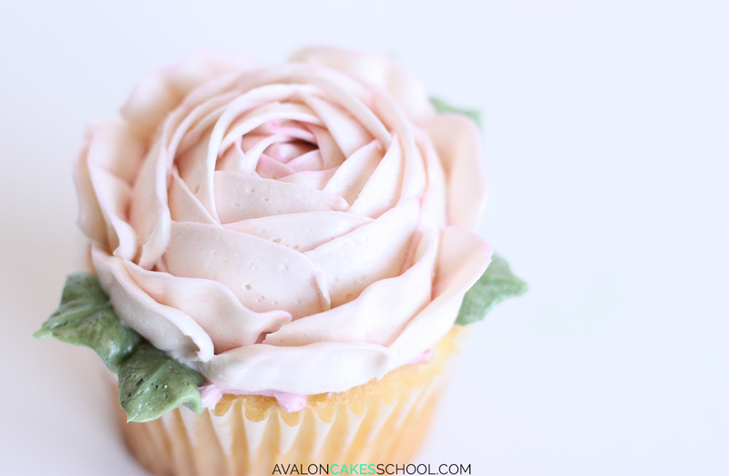 buttercream-flower-cupcakes-easy-how-to-make-video-tutorial-rose-peony-leaf-leaves-ranuculous