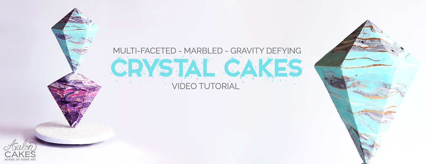 crstyal-cake-faceted-marble-marbled-gravity-defying-cake-tutorial-how-to-geometric-front