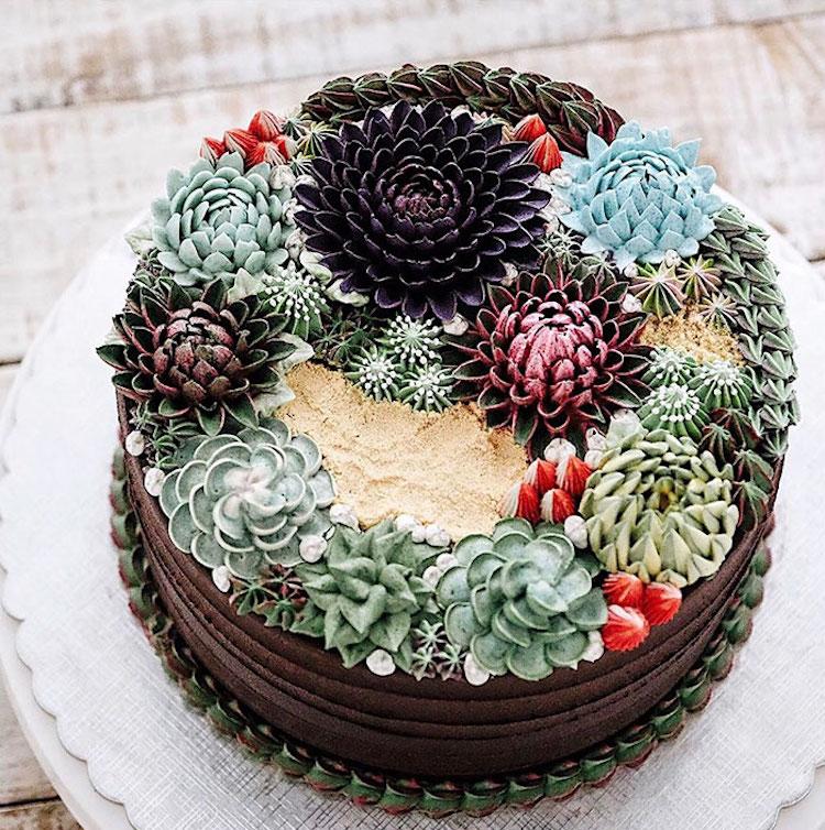 Ivenoven Succulent Cakes