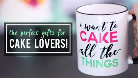 Gifts for the Cake Lover in Your Life