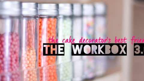Introducing The Cake Baker's Ultimate BFF: The Workbox 3.0